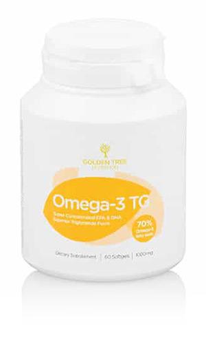 Prehransko dopolnilo Omega-3 TG