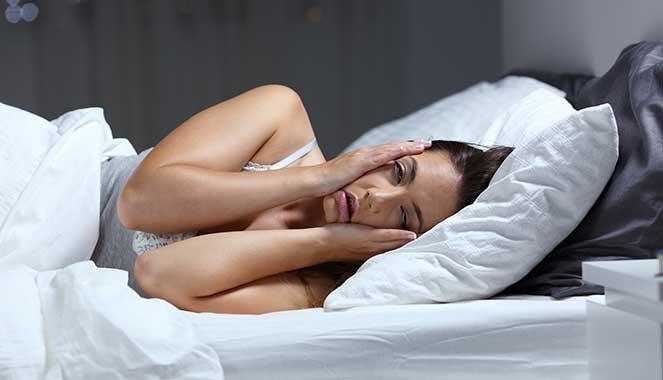 Pomanjkanje spanja