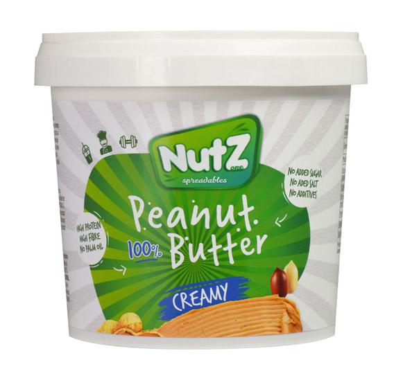 Arašidovo maslo Nutz Creamy